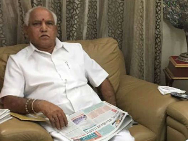 Yeddyurappa claims JDS-Congress MLA ready to join BJP