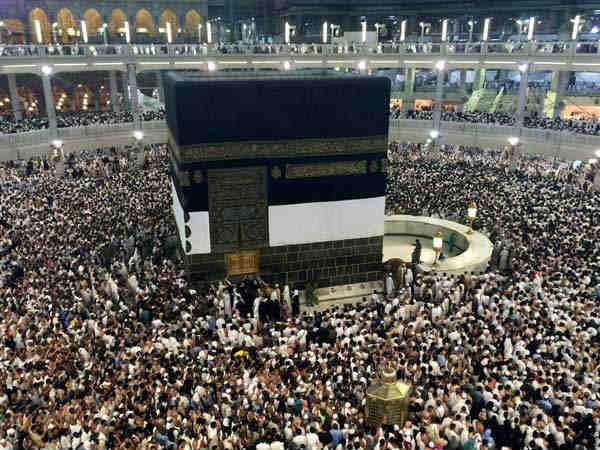 Saudi Increases India S Haj Quota By