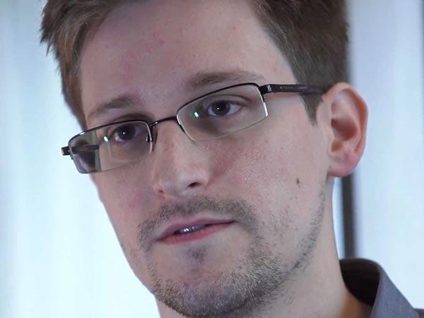 Arrest Aadhaar Authorities Not Journalist Edward Snowden