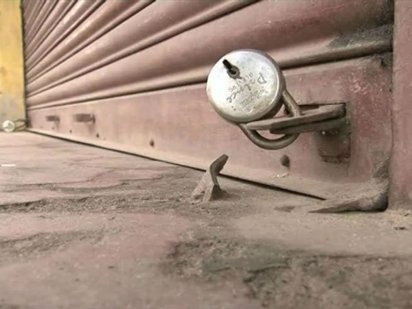 North Karnataka Bandh Hubballi Dharwad City Completely Shuts Down