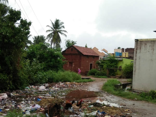 No basic infrastructure in Algudu village of cm Siddaramaiah's home district