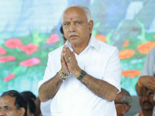 Yeddyurappa complains against Manohar Parikkar with Amit Shah about Mahadayi issue