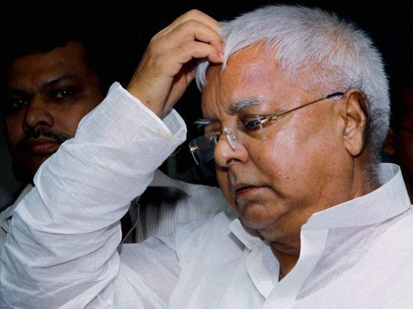 Lalu Prasad Yadav sentenced to 3.5 years in jail and Rs 5 lakh fine by Ranchi Court