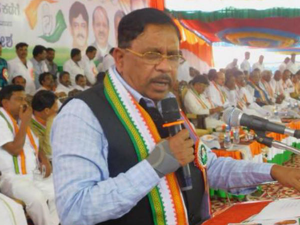 Rohini Work As Dc In Hassan Not Satisfied By Government Parameshwar