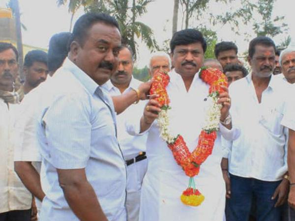 Fir Registered Against Mla Varthur Prakash