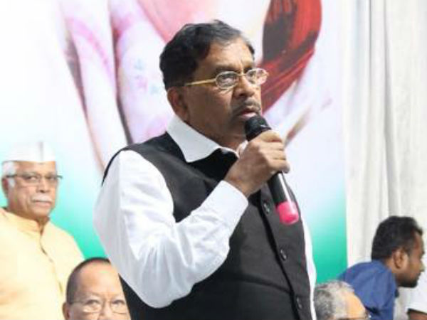 We Saw Canine Not Only Tiger And Lion Parameshwar Criticises