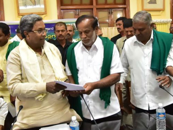 Mahadayi Row Cm Siddaramaiah Calls Party Meeting On January