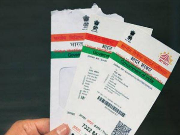 Uidai Rejects Media Report On Getting Aadhaar Data In Minutes