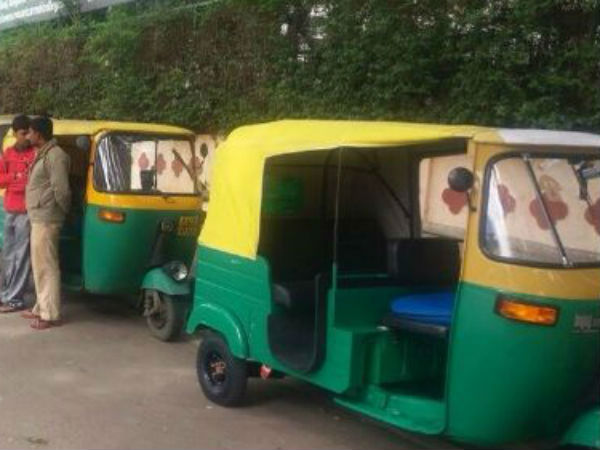 Subsidy for Auto rickshaw: Poor response from auto drivers