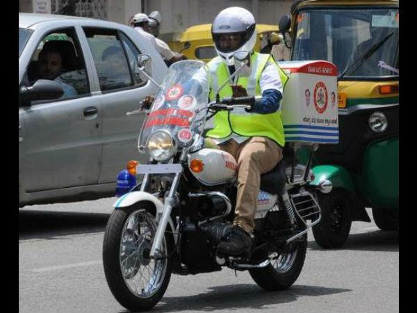 Bbmp Will Introduce Bike Ambulance