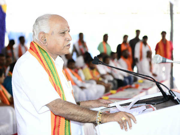 Bjp Will Rise Its State Count To 22 Bs Yeddyurappa
