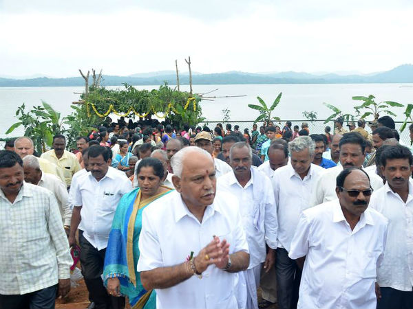 Yeddyurappa Tweet Against Siddaramaiah Goes Viral