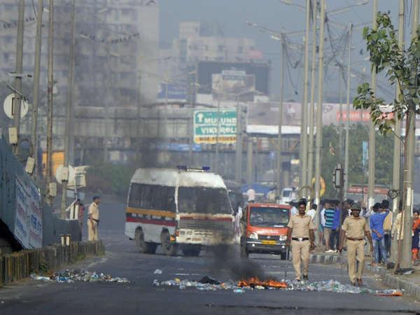 Bhima Koregaon Violence In Maharashtra Pictures