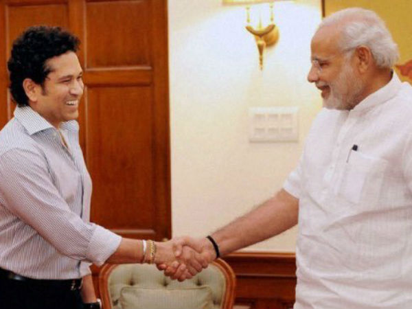 PM Modi, Sachin most talked about parliamentarians on Facebook