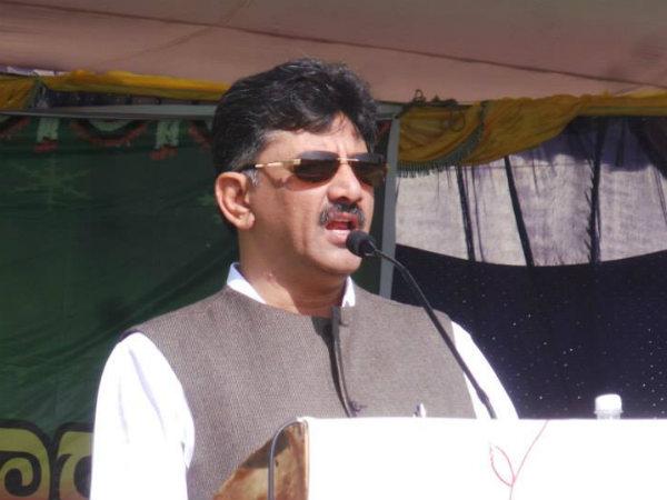 Yeddyurappas Statement Shows Bjp Culture Dk Shivakumar