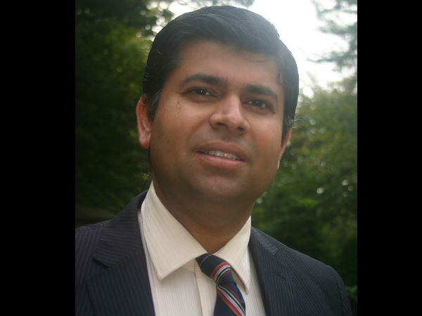 Uk Recognition For Dr Rohith Shankar