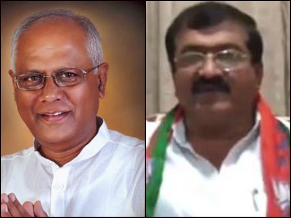 Bp Harish Is The Bharatiya Janata Party Candidate Harihara Gm Siddeshwara