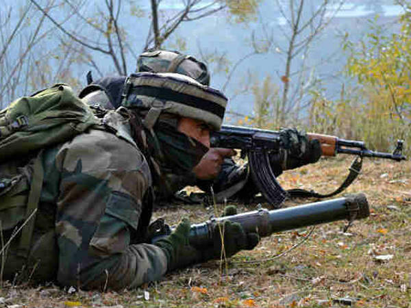 Jawan Killed 1 Injured As Pak Targets Loc Posts In Jammu And Kashmir