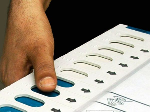 EVMs will install in state poll