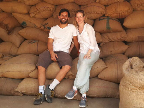Foreigners Have Come To Kodagu For Coffee Research