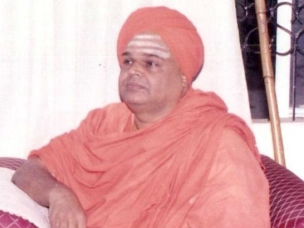 Gadag Tontadarya Mutt Swamiji Expressed Displeasure Over Atrocity On Women