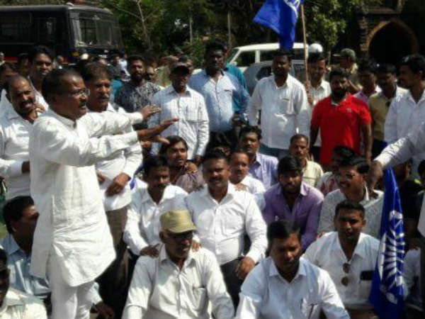 Dalit condemns attack on Bhima Koregoan victory ceremony