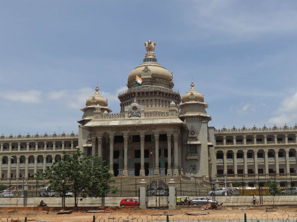 Entry for Vidhana Soudha more dearer