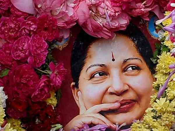 Jayalalithaa Name Should Be Recommended For Nobel Prize