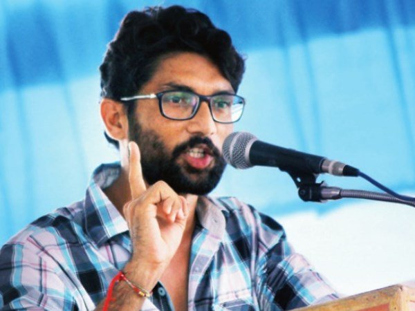 Bjp And Rss Defaming Me Jugnesh Mevani