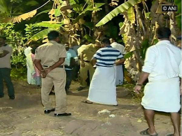Kerala Woman Murders Son Arrested