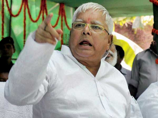 Quantum of sentence for Lalu prasad Yadav and others in a fodder scam case to be pronounced tomorrow