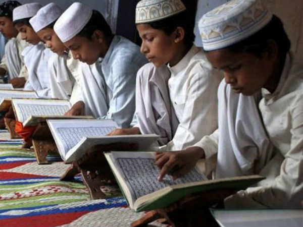 Sanskrit will be text in Uttarakhand Madrasa