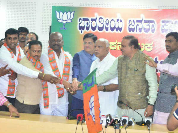 Why Manappa Vajjal Dr Shivaraj Patil Quits Jds