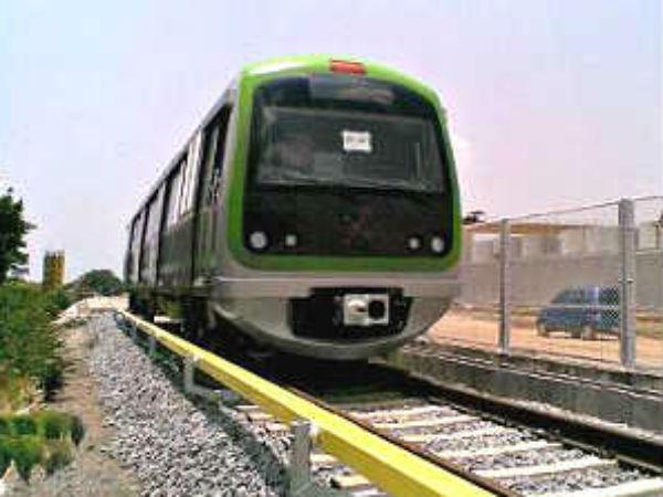 Percent Dip In Metro Commuters