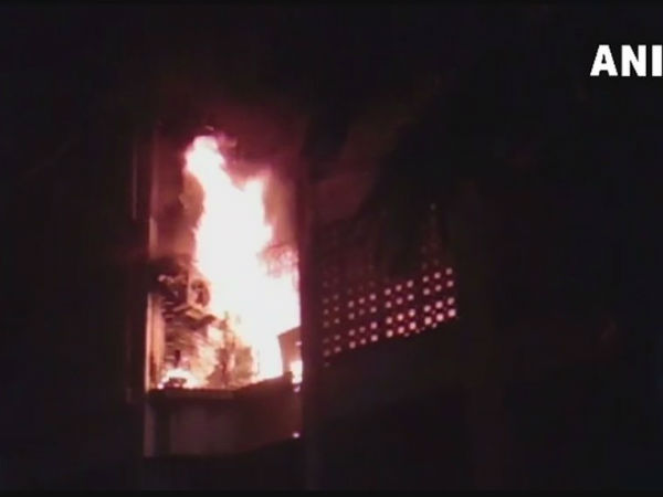 Mumbai: Fire broke out: Many dead, injured