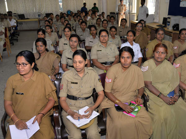 Receptionists appointed in Mysuru city limit police stations