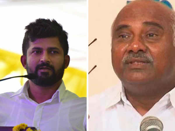 Assembly Elections 2018 It May Be Triangular Fight In Hunsur Constituency