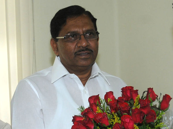 Parameshwar Clarifies Never Opposed Implementation Of Internal Reservations
