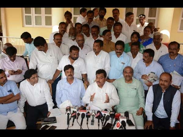Mb Patil Says No Work Going On Kalasa Nale