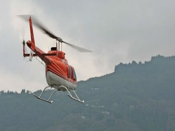 Helicopter with ONGC employees crashes miles off Mumbai coast, 4 dead
