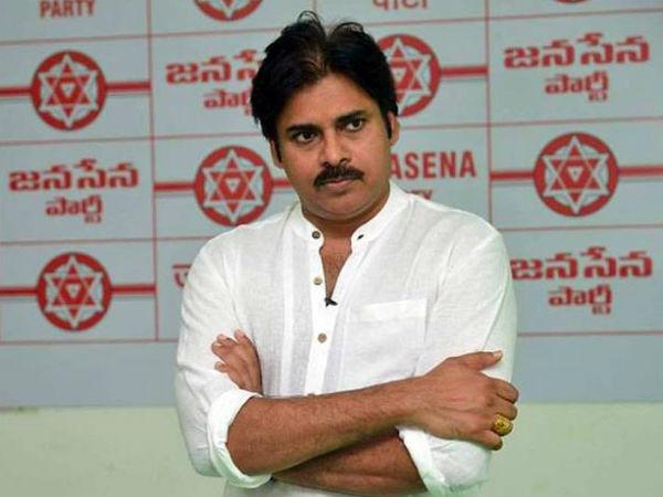 Telugu Movie Star Actor Pawan Kalyan Came To Chikkaballapura