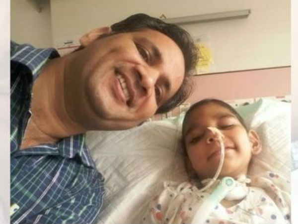 Helpless Father Struggling To Save Son With Brain Tumour And Failed Lungs