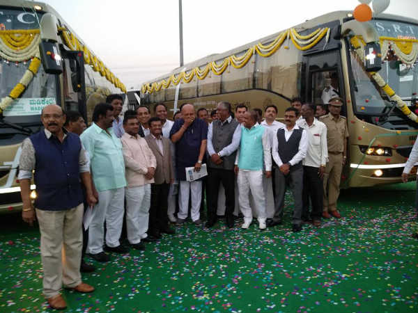 KSRTC introduces FLY bus service to Salem, Tamil Nadu