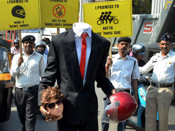 Headless Man In Thane And Few More News With Pictures