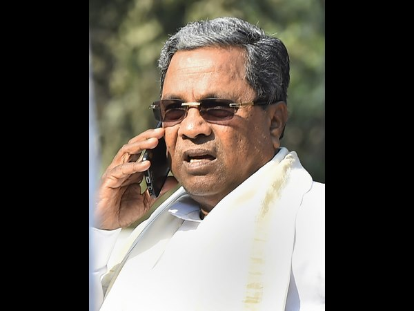 We have used 62% of the budget, Siddaramaiah angers over media reports