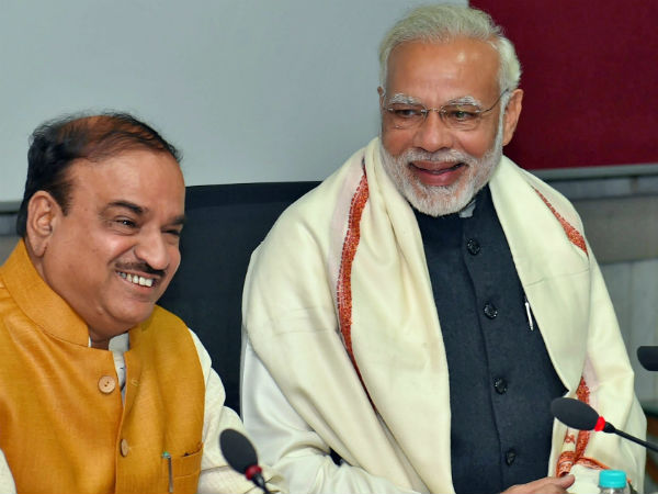Assembly Elections 2018 : BJP leader Ananth Kumar profile