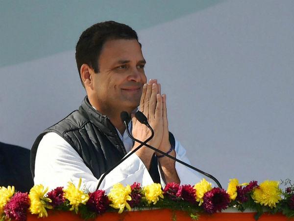 Rahul Gandhi Calls Karnataka Leaders Meeting On January