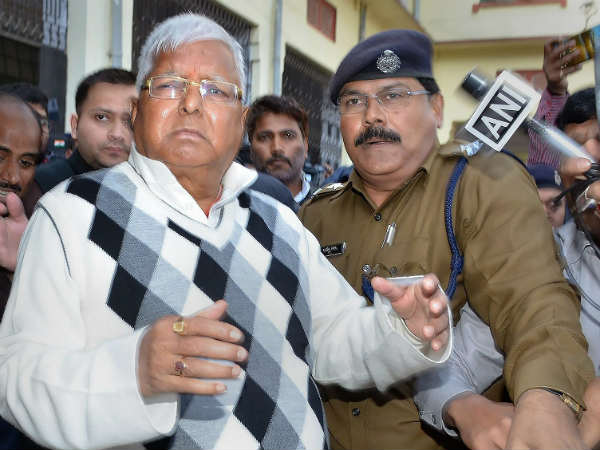 Got Calls From Lalu Supporters But Will Follow Law Fodder Scam Case Judge