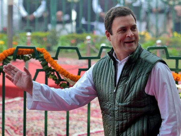 Rahul Mocks Modi Jaitley Over Gdp Growth