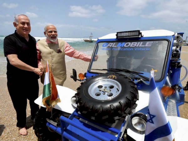 Israel PM's Special Gift For PM Modi On India Visit